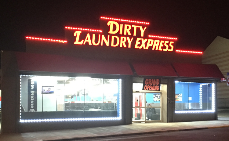 Business Bio: Dirty Laundry Express