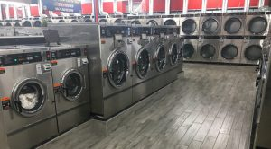 Machines at Dirty Laundry Express
