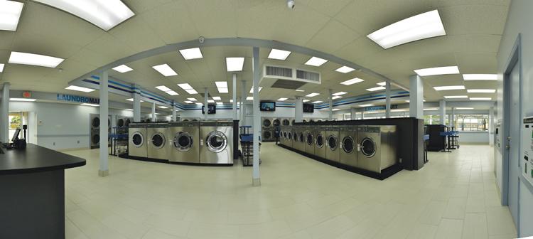 Business Bio: Laundromart