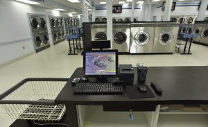 Laundromart Interior