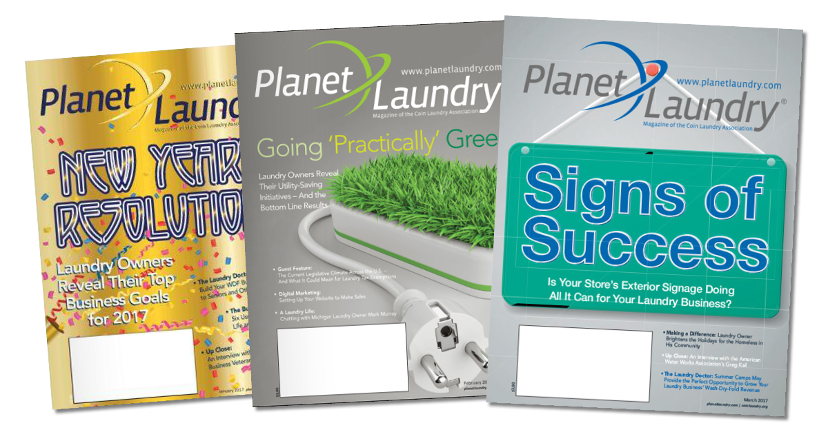 Advertise with PlanetLaundry Regionals