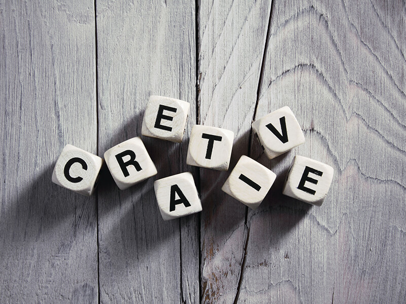 Let's Get Creative