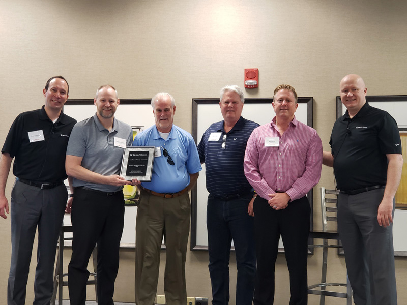 Laundry Solutions Named 2018 Speed Queen Distributor of the Year