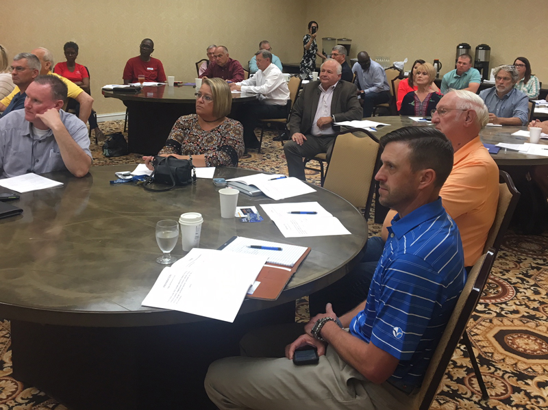 CLA Brings Together Laundry Professionals in the Southeast