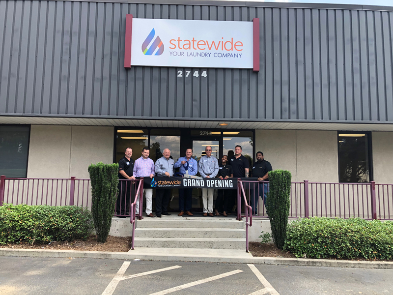 Statewide Laundry Equipment Holds Grand Opening at Georgia Facility
