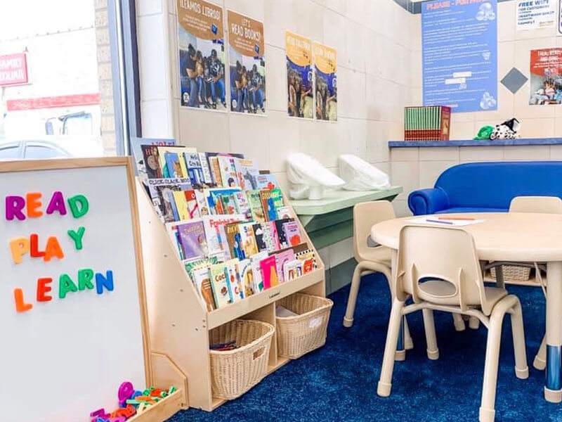 Laundry Literacy Coalition Unveils Read, Play & Learn Kits