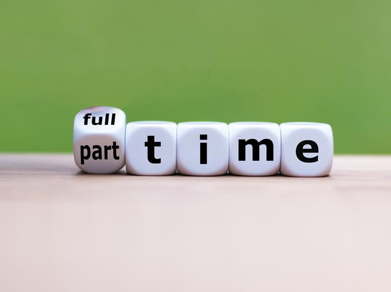 Going Full-Time