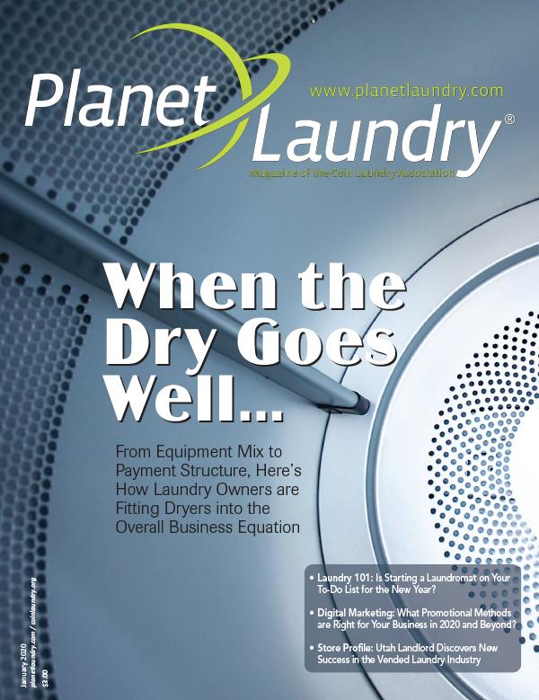 PlanetLaundry Magazine Latest Issue