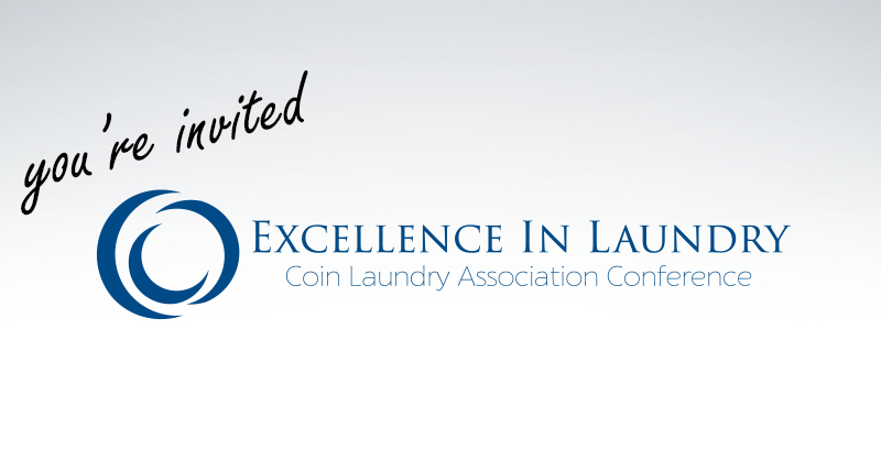 You're Invited: 2020 Excellence in Laundry Conference