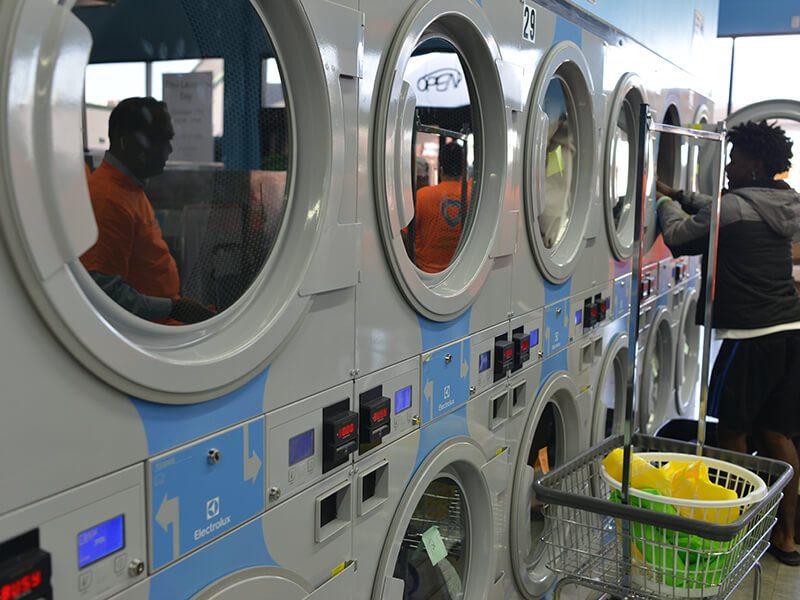 Laundromats Should Remain Open During COVID-19 Outbreak  Providing Essential Service