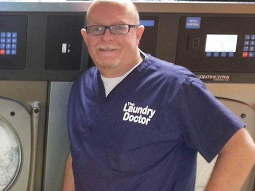 PlanetLaundry Podcast, Episode 3: The Laundry Doctor – Serving in Uncertain Times