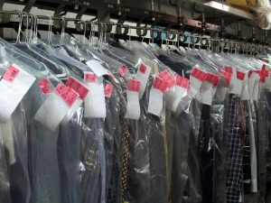 Shifting Expectations of 'Laundry Day'