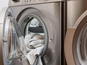 Wash with Wally: Preventing Dryer Fires