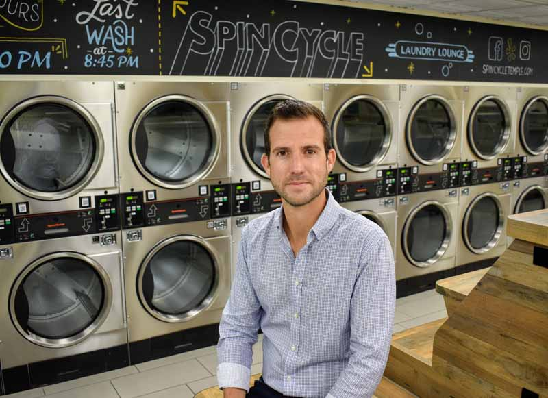 PWS to Develop Five New Laundromats in California