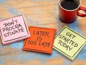 Are You a Procrastinator?